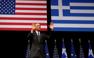 Σημαντική παρακαταθήκη στην χώρα μας και το τουριστικό προιόν της, η επίσκεψη Μπαράκ Ομπάμα, φτάνει να το καταλάβουμε