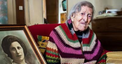 Τι τρώει και έχει φτάσει να είναι 116 ετών;