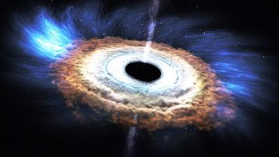 Ανακαλύφθηκαν δύο «καμουφλαρισμένες» τεράστιες μαύρες τρύπες στο κέντρο κοντινών γαλαξιών