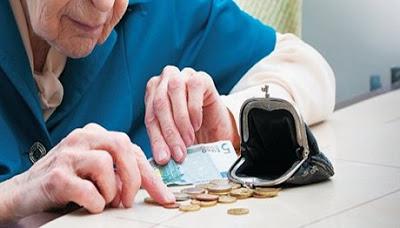 Η γκάφα με το μέρισμα στους συνταξιούχους