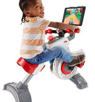 Ποδήλατο για παιδιά που περνούν πολλές ώρες στο tablet