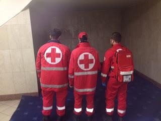Υγειονομική υποστήριξη από τον Ε.Ε.Σ. των σταθμών του Μετρό για τη φιλοξενία αστέγων