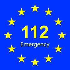 Έχετε ανάγκη; Όπου και αν είστε στην Ευρώπη καλέστε το 112