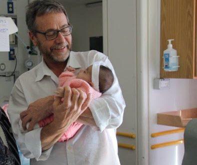 Στο Hadassah έσωσαν βρέφος που γεννήθηκε με όργανά του εκτός της κοιλιάς