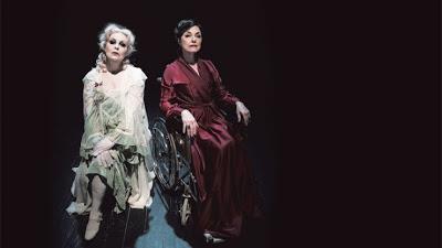 Τι απέγινε η Μπέιμπι Τζέιν, Τελευταίες 6 παραστάσεις, με τις Ρούλα Πατεράκη και Ρένη Πιττακή