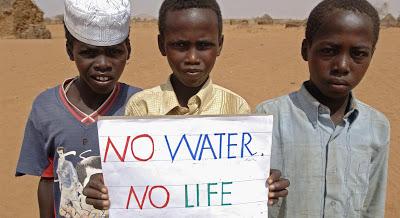 Διψασμένοι για ένα Μέλλον: Το νερό και τα παιδιά σε ένα μεταβαλλόμενο κλίμα