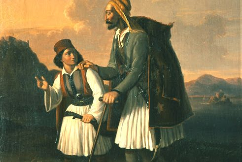 Η ιατροφαρμακευτική περίθαλψη στη διάρκεια του αγώνα του 1821