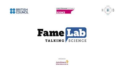 H ΑstraZeneca χορηγός του διεθνούς Διαγωνισμού για την επικοινωνία της επιστήμης FAMELAB 2017