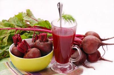 Ο χυμός από παντζάρια κάνει καλό στην υπέρταση (πίεση)