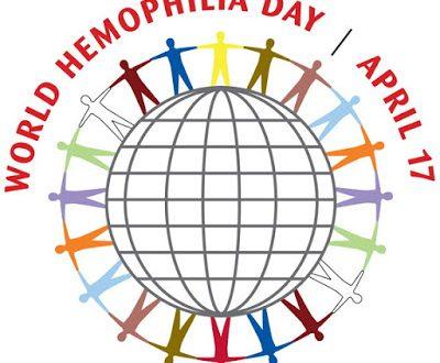 Παγκόσμια Ημέρα Αιμορροφιλίας, 17 Aπριλίου