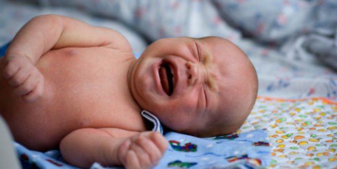 Πόσο κλαίνε τα μωρά καθημερινά