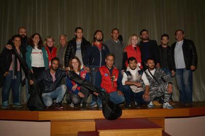 """Συναυλία του Μουσικού Γυμνασίου Χαλκίδας """"Νίκος Σκαλκώτας"""" με τη μουσική ομάδα προσφύγων του Ερυθρού Σταυρού"""