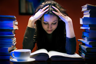 Ο 10λογος αντιμετώπισης του άγχους των εξετάσεων...