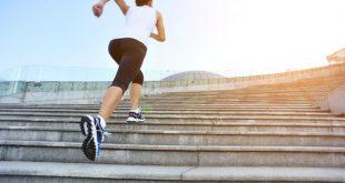 Πώς βοηθούν 30 λεπτά ανεβοκατέβασμα σκάλας την εβδομάδα