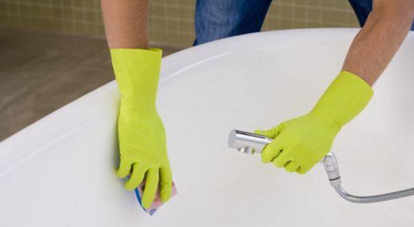 Τα τρία βήματα για καθαρό μπάνιο