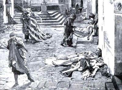 Λευκάδα: Η πανούκλα του 1743 που αφάνισε το 1/3 των κατοίκων του νησιού