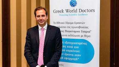 Ο γιατρός του μικρού Βαγγέλη, Δρ. Ζαχαρούλης, μιλάει για το πειραματικό εμβόλιο που δίνει ελπίδες για το νευροβλάστωμα