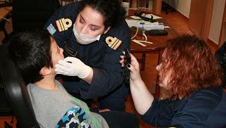 Πρόγραμμα προληπτικής ιατρικής από το ΓΕΝ, στα μικρονήσια του βορείου Αιγαίου