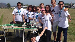 Το 26ο Λύκειο Αθηνών πήρε το «εισιτήριο» για τον ευρωπαϊκό διαστημικό διαγωνισμό