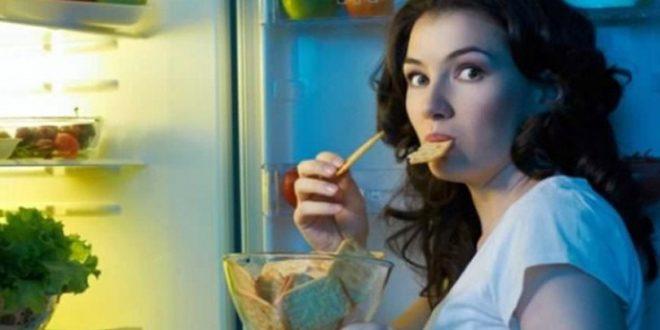 Γιατί δεν πρέπει να τρώμε αργά το βράδυ