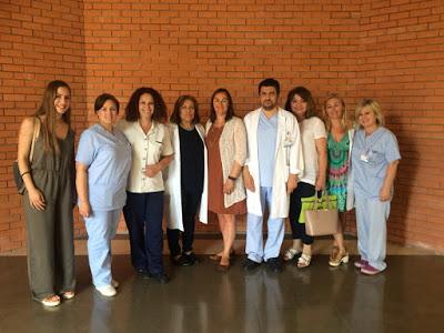 Η Ελληνοκύπρια Νεογνολόγος της Ιατρικής Σχολής του Harvard Ελένη Χρήστου στο Γ.Ν. Παπαγεωργίου