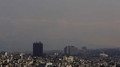 Ξεπέρασε τα επιτρεπτά όρια το όζον, στην Αθήνα