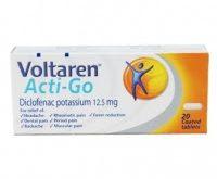 Σημαντική Ενημέρωση: Ξανακυκλοφόρησε το Voltaren Acti Go