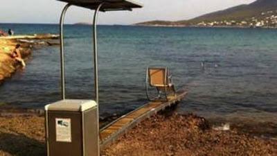 Υπόδειγμα τουριστικού προορισμού πλήρους πρόσβασης σε άτομα με κινητικά προβλήματα η Κέρκυρα