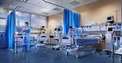 5.000 θάνατοι το χρόνο λόγω έλλειψης Μονάδων Εντατικής Θεραπείας!