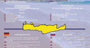 Πρόληψη Πνιγμών στη Θάλασσα