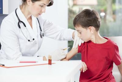 Λοίμωξη από τον ιό της ιλαράς.
