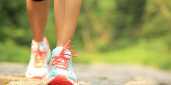 Δύο ώρες περπάτημα την εβδομάδα μειώνουν τις πιθανότητες πρόωρου θανάτου