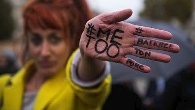 #MeToo: Εκατοντάδες γυναίκες και άνδρες στους δρόμους της Γαλλίας κατά της σεξουαλικής παρενόχλησης