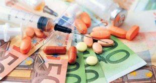 Φαρμακευτική δαπάνη 2016: Χρήσιμα συμπεράσματα