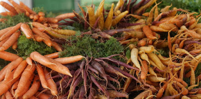 H κλιματική αλλαγή επηρεάζει το πιάτο μας. Τεύτλα, καρότα, σιτηρά, πατάτες, πουλερικά, γάλα θύματα της αύξησης της θερμοκρασίας