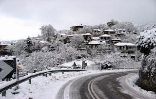 Καλλιάνος: Πιθανότητα χιονόπτωσης στην Αττική Σάββατο βράδυ προς Κυριακή
