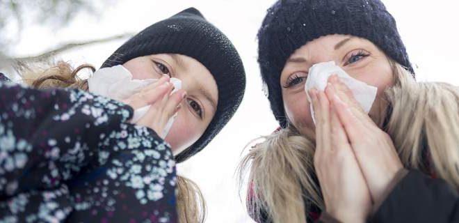 Τι να κάνεις για να μην κολλήσεις γρίπη -7 σωτήριες συμβουλές [εικόνες]