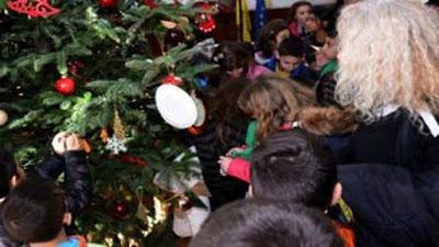 Χριστουγεννιάτικα μπαζάρ για καλό σκοπό