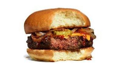 """Το """"εναλλακτικό μπέργκερ"""" που μοιάζει με κρέας αλλά δεν είναι και το στηρίζουν Μπιλ Γκέιτς, Ρίτσαρντ Μπράνσον, Ντι Κάπριο"""