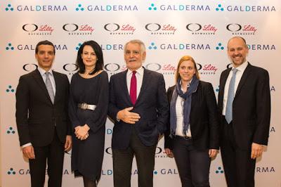 Νέα Στρατηγική Συνεργασία Φαρμασέρβ - Λίλλυ με την ηγετική εταιρεία στο χώρο της δερματολογίας Galderma