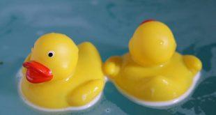 Γιατί τα πλαστικά παπάκια κρύβουν κινδύνους για τα παιδιά στο μπάνιο