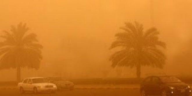 Νέα εμφάνιση της αφρικανική σκόνης στην Ελλάδα