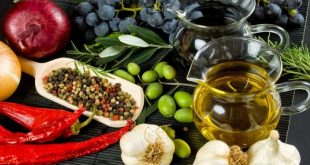 Τα οφέλη της μεσογειακής διατροφής στα οστά