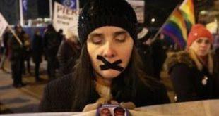 Μεγάλη διαδήλωση κατά του δημοψηφίσματος για τις αμβλώσεις στο Δουβλίνο