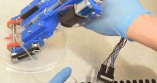 Ο πρώτος τρισδιάστατος φορητός εκτυπωτής δέρματος για βαθιά τραύματα