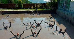 Ιαματικός τουρισμός στο πηλοθεραπευτήριο Κρηνίδων