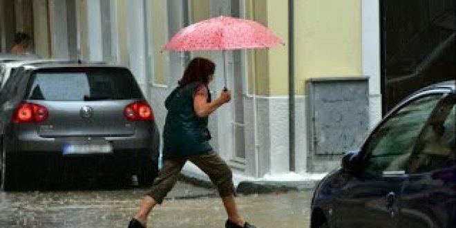 Κακοκαιρία «Μίνωας»: Βροχές, καταιγίδες, χαλαζοπτώσεις έως την Τρίτη