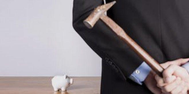 Κατάσχεση λογαριασμών για ρυθμισμένα δάνεια που... κοκκίνισαν