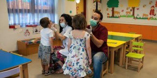 Ξεκίνησε το Πρόγραμμα Οδοντιατρικού Ελέγχου στους Παιδικούς Σταθμούς του Δήμου Ιλίου