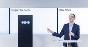 Nέο σύστημα τεχνητής νοημοσύνης κάνει κανονικό «ντιμπέιτ» με ανθρώπους